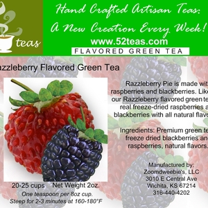 Razzleberry Green from 52teas