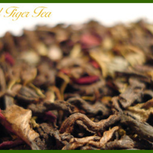 Pu-erh and Blood Orange Blend (Organic Red TIger Tea) from Zen Tara Tea