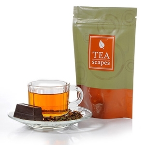 Chocolate Mint Rooibos from TeaScapes