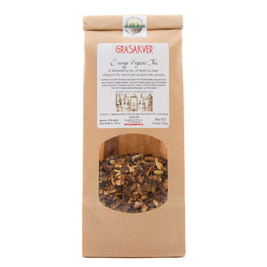 Energy organic tea from Grasakver