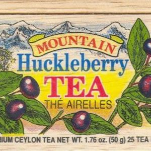 Mountain Huckleberry from Metropolitan Tea Company