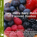 Very Merry Berry Medley Rooibos from 52teas