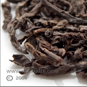 Golden Pu-Erh from Tea Sante