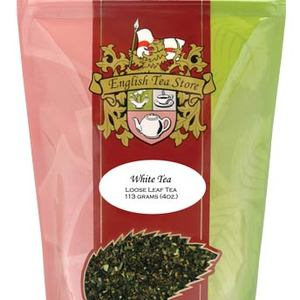Regular White from English Tea Store