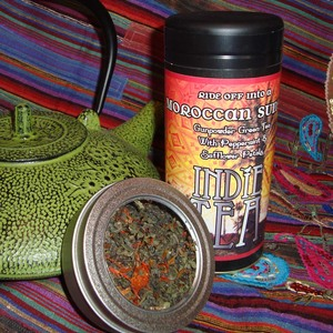 Moroccan Sunset from Indie Tea