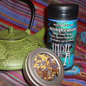 Masquerade from Indie Tea