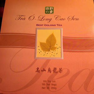 Best Oolong Tea from Nature Treats, Inc