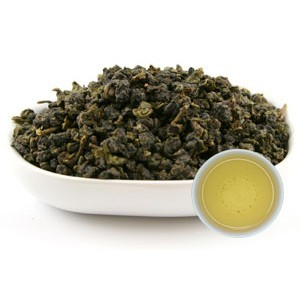 Premium Taiwan High Mountain Oolong from Bird Pick Tea & Herb