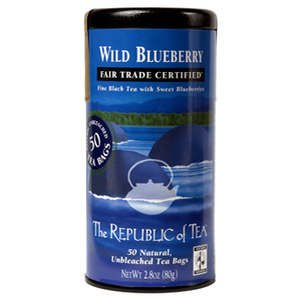 Wild Blueberry (Fair Trade Certified) from The Republic of Tea
