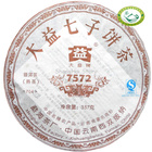 2007 Dayi 7572 Shu from Menghai Tea Factory