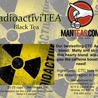 RadioactiviTEA from Man Teas