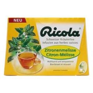 Lemon Balm (citron-melisse) from Ricola
