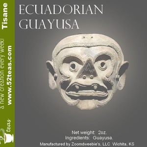 Ecuadorian Guayusa from 52teas