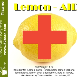 Lemon - AID from 52teas