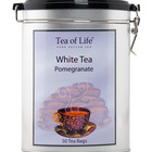 White Tea Pomegranate from Tea of Life