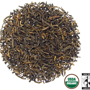 Ancient Shu Pu-erh Palace, Vintage 2006 from Rishi Tea