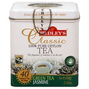 Jasmine Green Tea from Hedley&#x27;s Royal