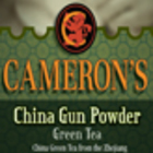 China Gun Powder from Cameron's
