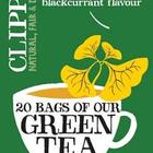 Green tea with Ginkgo from Clipper