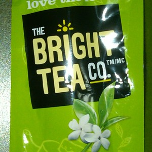 Green Tea with Jasmine from THE BRIGHT TEA COMPANY