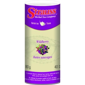 Wildberry from Strauss Herbal Tea Company