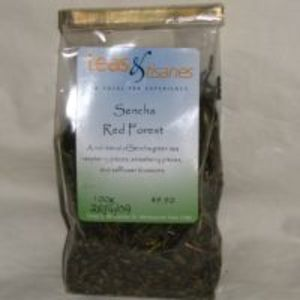 Sencha Red Forest from Teas & Tisanes