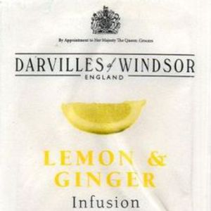 Lemon &amp; Ginger from Darvilles of Windsor