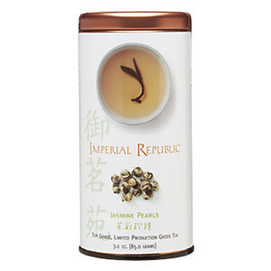 Jasmine Pearls (Imperial Republic) from The Republic of Tea
