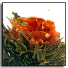 Orange Osmanthus Blooming Tea from The Exotic Teapot