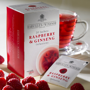 Raspberry & Ginseng from Darvilles of Windsor