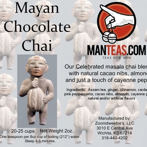 Mayan Chocolate Chai from 52teas