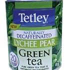 Lychee Pear from Tetley