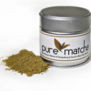 Black Matcha from Pure Matcha 