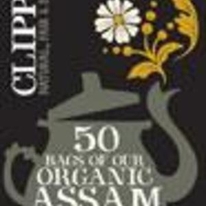 Fairtrade Organic Assam Tea with Vanilla from Clipper