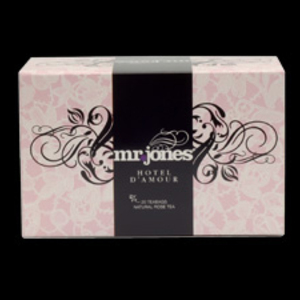 Hotel d´Amour - Rose Tea from Mr. Jones