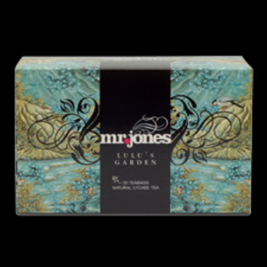 Lulu´s Garden - Lychee Tea from Mr. Jones