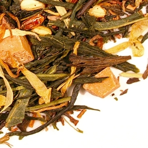 Green Caramel from The Persimmon Tree Tea Company