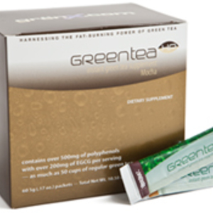 Vanilla Cappuccino Green Tea from GreenTeaHP/Green Tea Pros