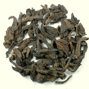 Organic Pu-erh from QTrade Teas and Herbs