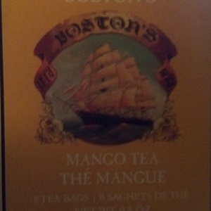 Mango Tea from The Boston Tea Company
