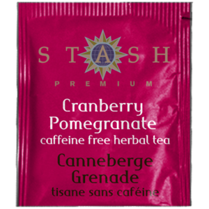 Cranberry Pomegranate from Stash Tea Company