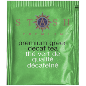 Premium Green Decaf from Stash Tea Company