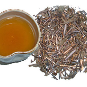 "Organic ""San-Nen-Bancha"" Green Tea (aged for 3 years) from Wawaza.com"