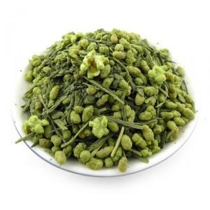 Matcha-iri Genmaicha from Bird Pick Tea &amp; Herb