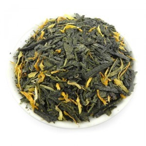Peach Sencha from Bird Pick Tea & Herb