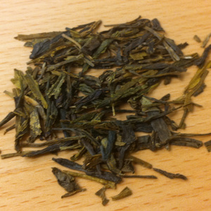 Pre-Rain Loong Cheng (Dragon Well) from Ying Kee Tea Company