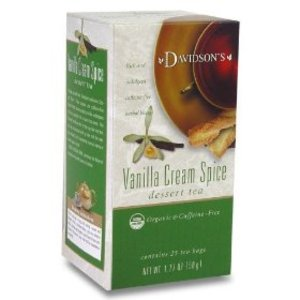 Vanilla Cream Spice from Davidson&#x27;s