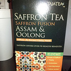 Saffron Tea (Saffron Fusion) Assam & Oolong from Taja Tea