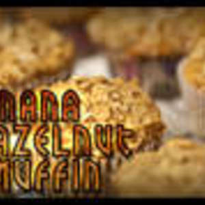 Banana Hazelnut Muffin from Custom-Adagio Teas