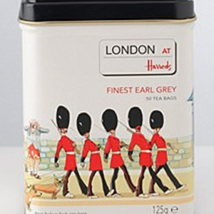 London Icon Earl Grey Tea from Harrods